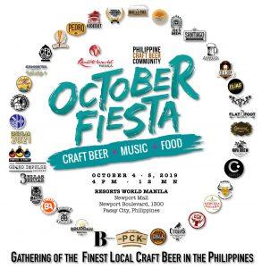 Logo d'octobre Fiesta