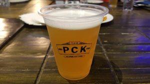LE PCK sera à la fête d'octobre